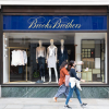 A Brooks Brothers clothing store in London